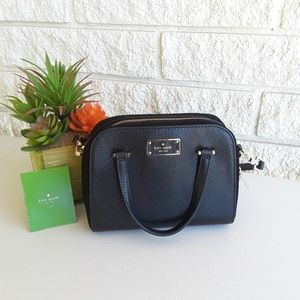 NWOT Kate Spade Kay Street Pebble Mini Felix ♠️